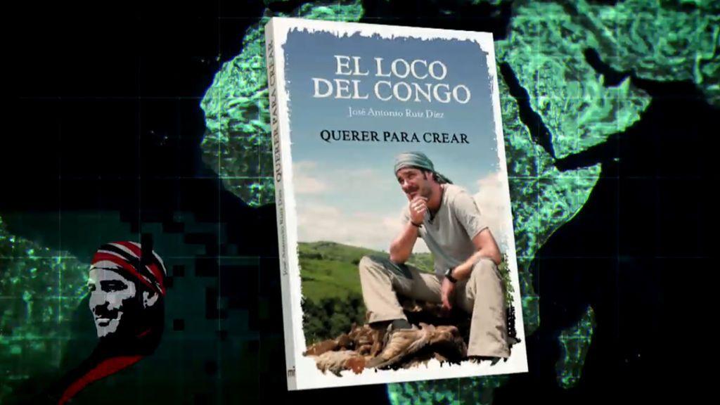 Celebra con nosotros la tercera edición de 'El loco del Congo: Querer para crear' y llévate tu ejemplar