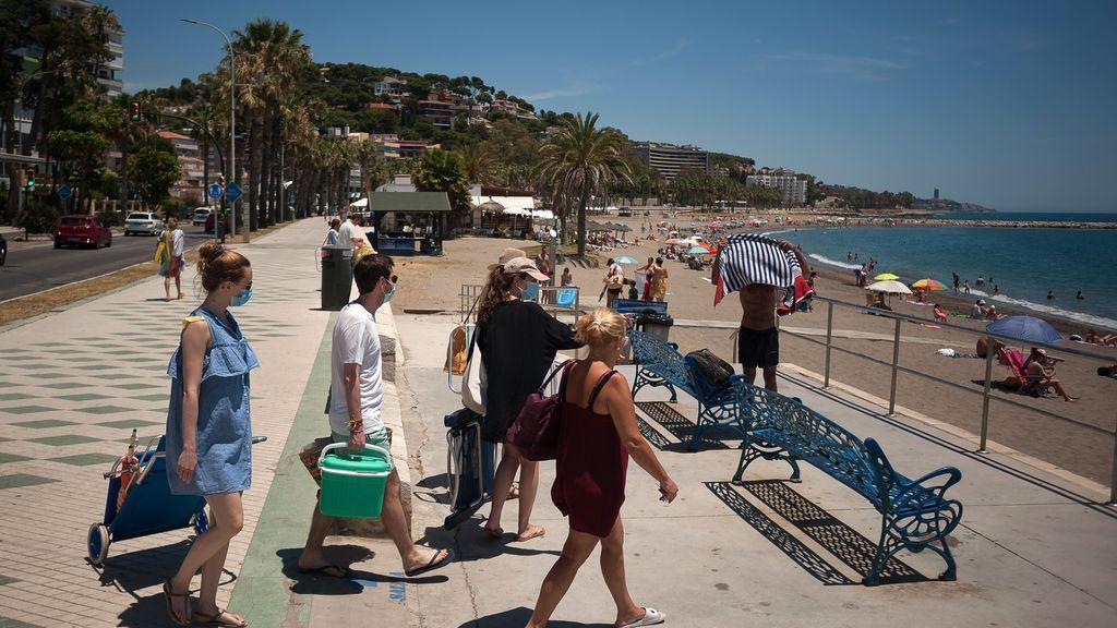 Terral: el viento causante de calor en Málaga el jueves