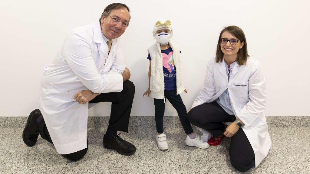 con los doctores