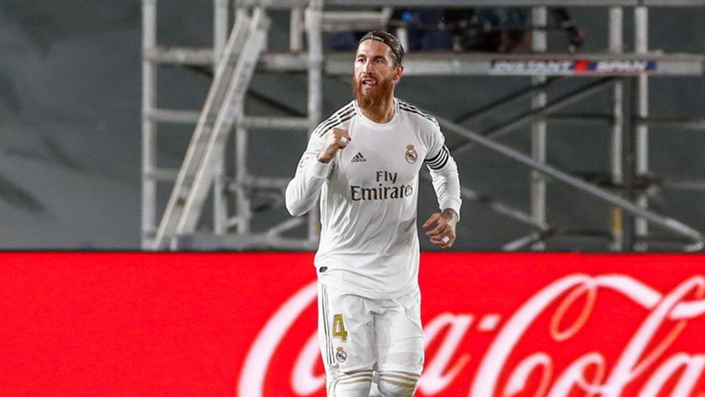 El Real Madrid cada vez más cerca de conseguir La Liga: gana por la mínima al Getafe y se pone a cuatro puntos del Barça (1-0)