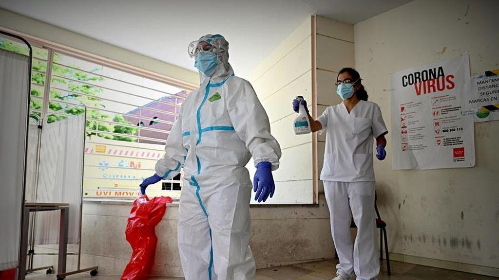 Sanidad informa de cinco muertes y 134 nuevos positivos en 24 horas