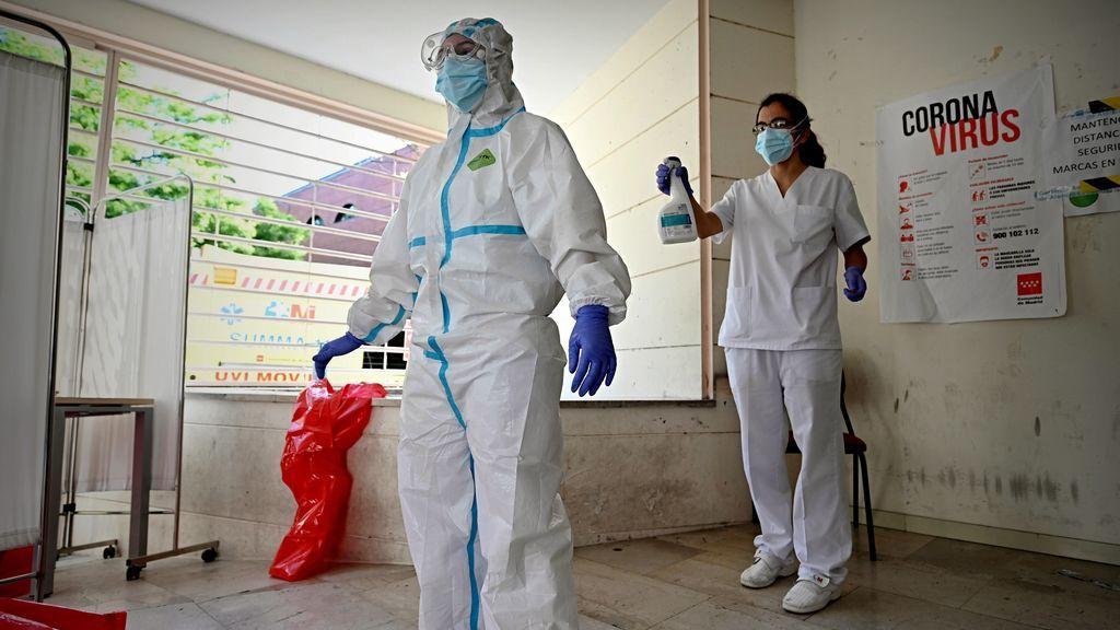url Coronavirus en España