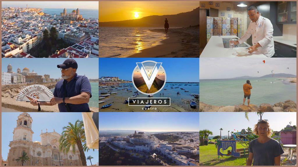 'Viajeros Cuatro' se traslada a Cádiz para redescubrir la magia de la ciudad más antigua de Europa