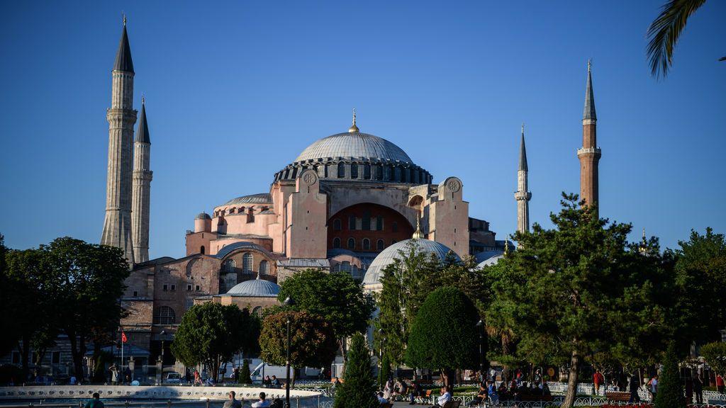 Turquía Santa Sofía