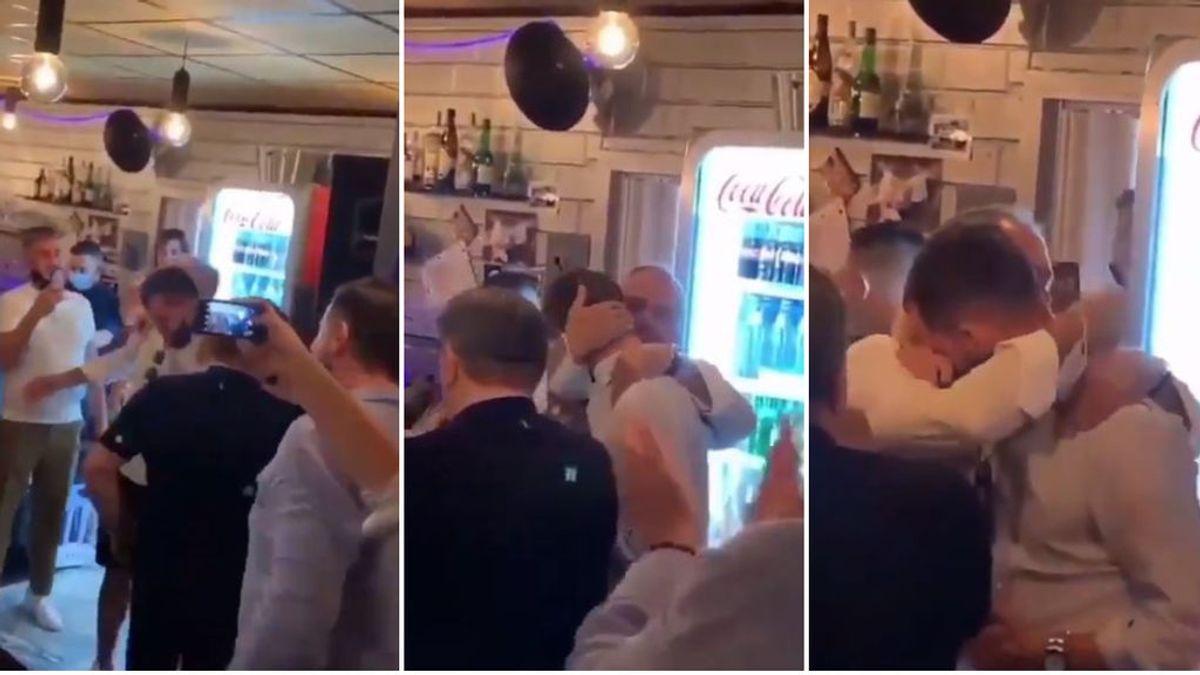 Pjanic, incapaz de contener las lágrimas tras hacerse oficial su traspaso al Barça