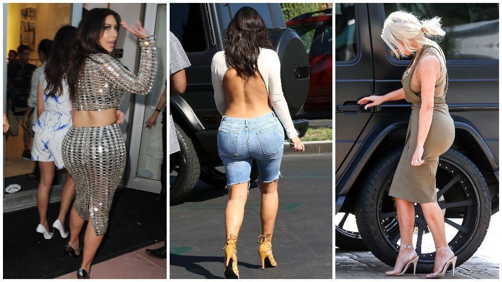 El culo de Kim Kardashian: cómo convertir una obsesión en sello inconfundible.