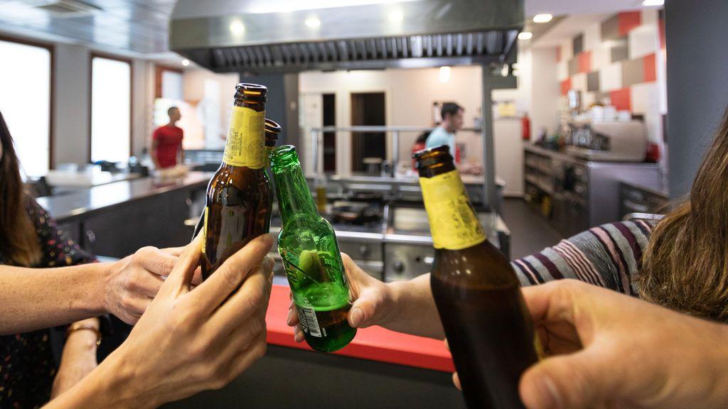 Una fiesta de aniversario en un bar de Manresa originó el brote de Avinyó