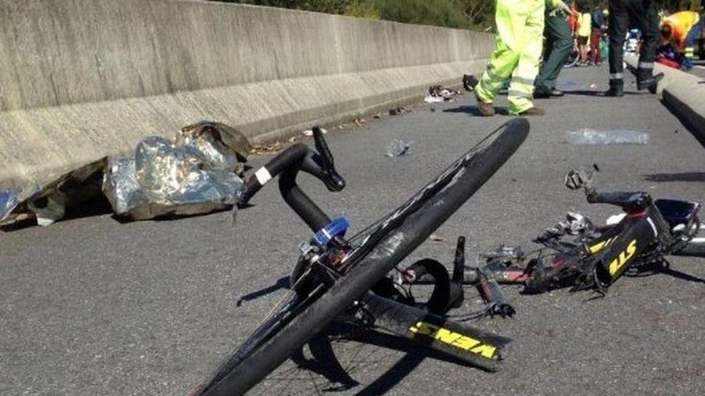 Un conductor borracho atropella mortalmente a un joven de 19 años que iba en bicicleta en Tortosa
