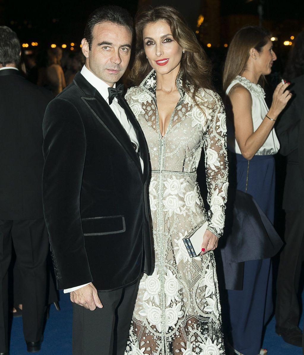Enrique Ponce y Paloma Cuevas