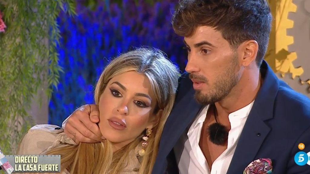 Directo Gala 7: Oriana e Iván, al asalto de Ferre y Cristina
