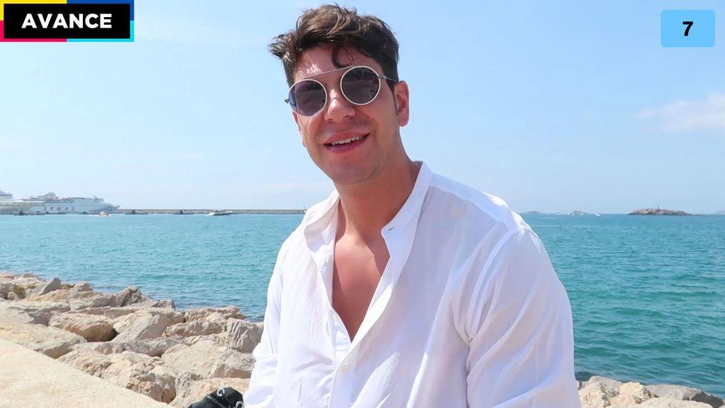Avance | Las vacaciones de Diego Matamoros y Carla Barber en Ibiza
