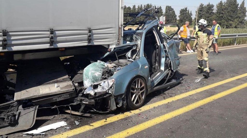 Los muertos en carretera descienden un 30% durante el  primer semestre de 2020