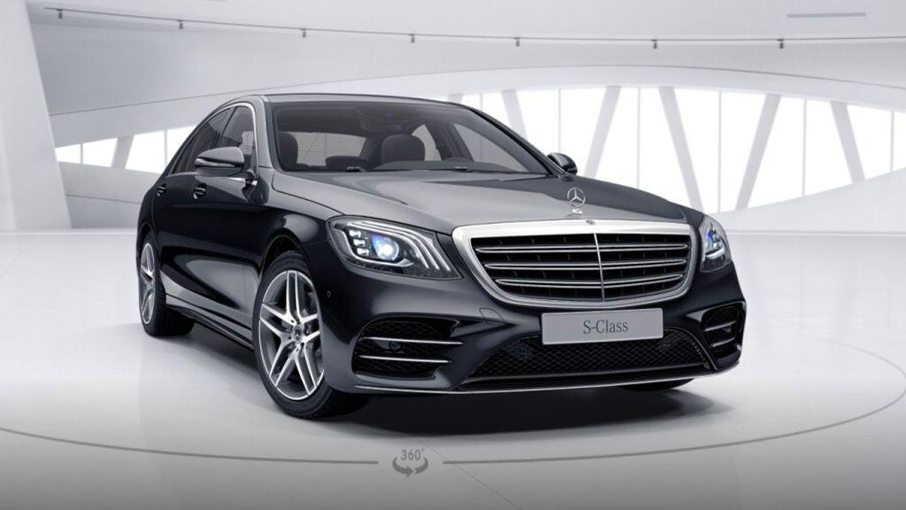 El nuevo coche de los reyes