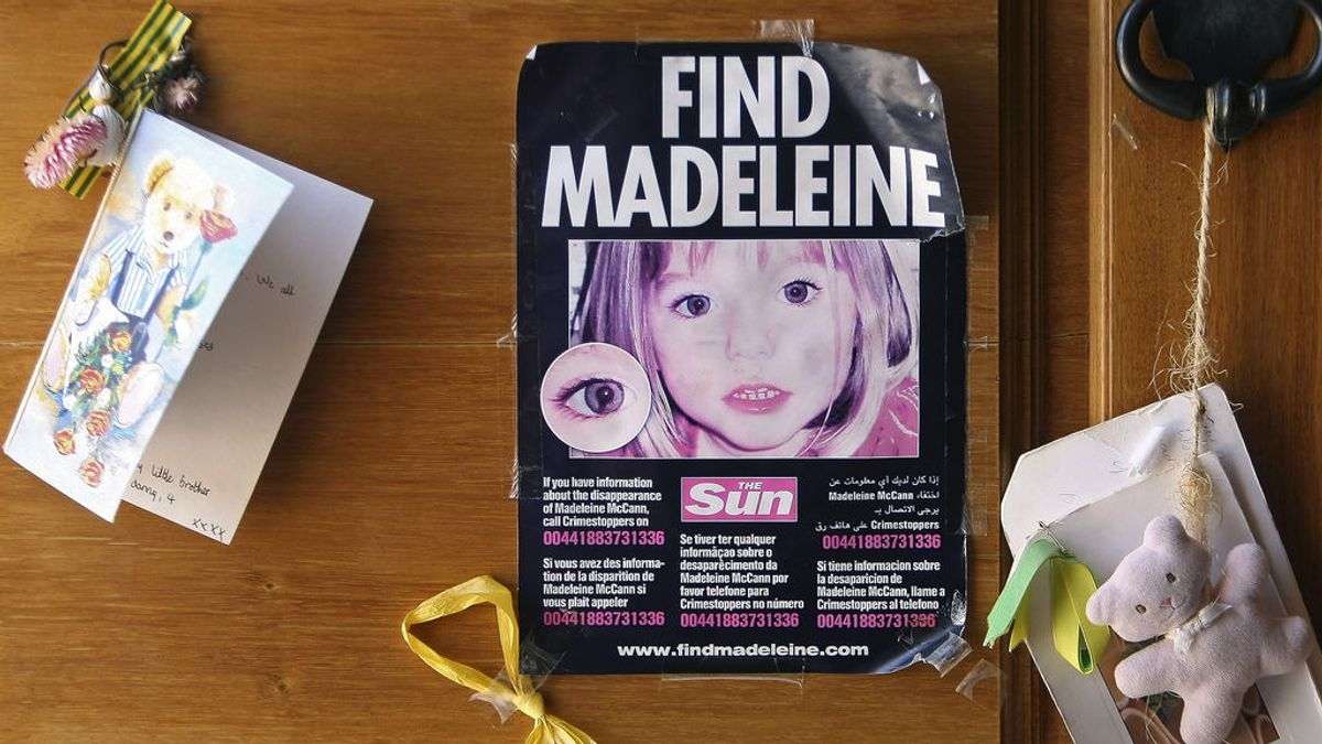 Caso Madeleine: la policía trata de averiguar a quién llamó el principal sospechoso poco antes de la desaparición