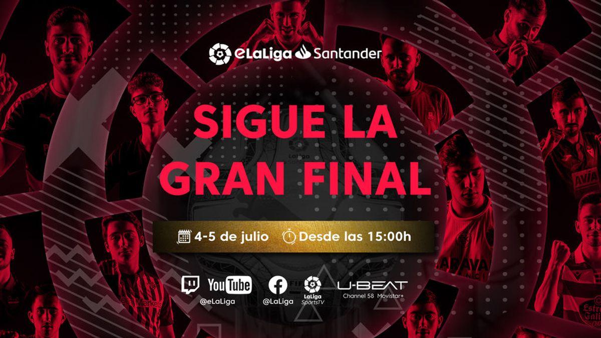 Llega la final de la eLaLiga Santander este fin de semana