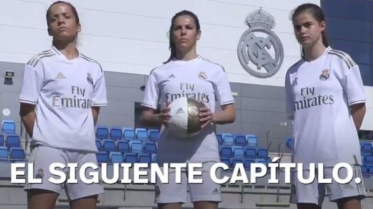 El Real Madrid femenino ya es una realidad y competirá como equipo propio a partir de la próxima temporada