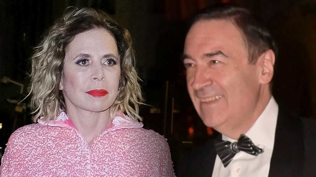 """Pedro J. Ramírez y su hija Cósima opinan sobre el nuevo novio de Ágatha Ruiz de la Prada: """"Tiene buena pinta"""""""