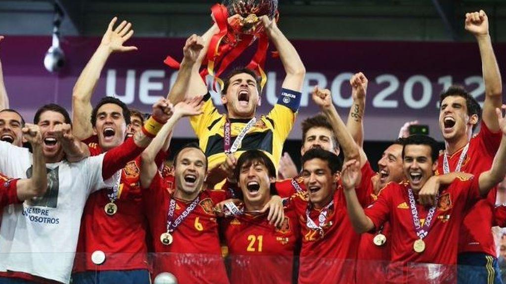 La respuesta irónica de Iker Casillas al 'olvido' de su papel en la victoria de la Eurocopa 2012