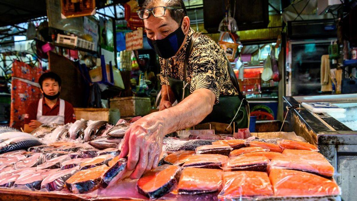 Un estudio descarta que el salmón europeo introdujese el coronavirus en Pekín: llego del sur de Asia