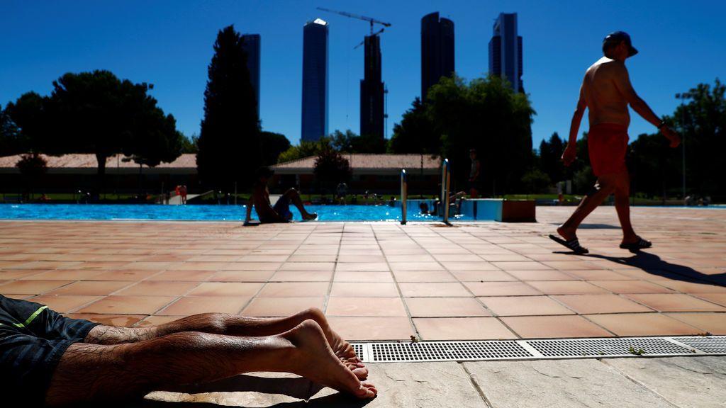 Primer fin de semana de julio a 40ºC: las temperaturas se van a disparar