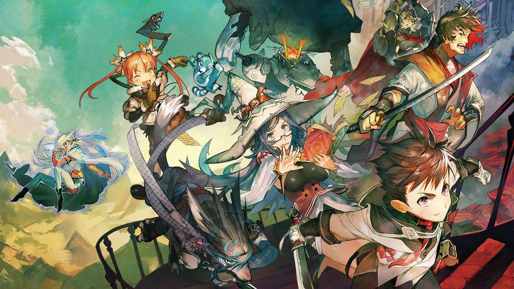 RPG Maker MV llegará a PS4 y Switch en Septiembre
