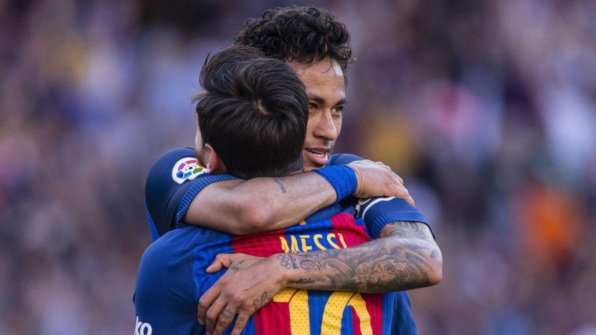 El Barça quiere convencer a Messi de que renueve fichando a Neymar este verano
