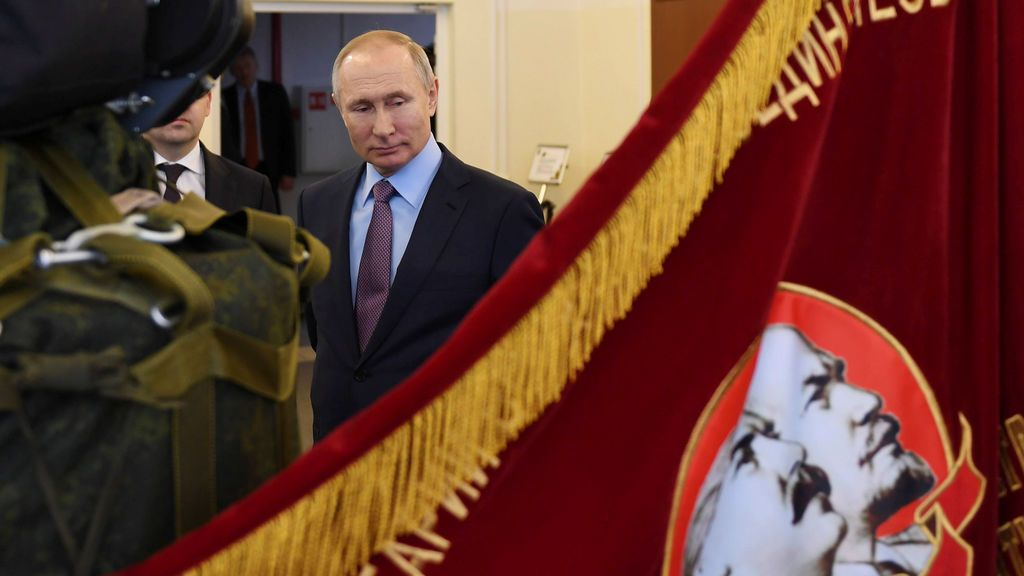 20 años y más de Putin, el eterno