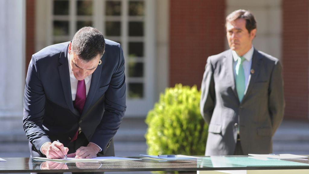 """La APM condena """"rotundamente"""" la anulación de la rueda de prensa posterior al Consejo de Ministros"""