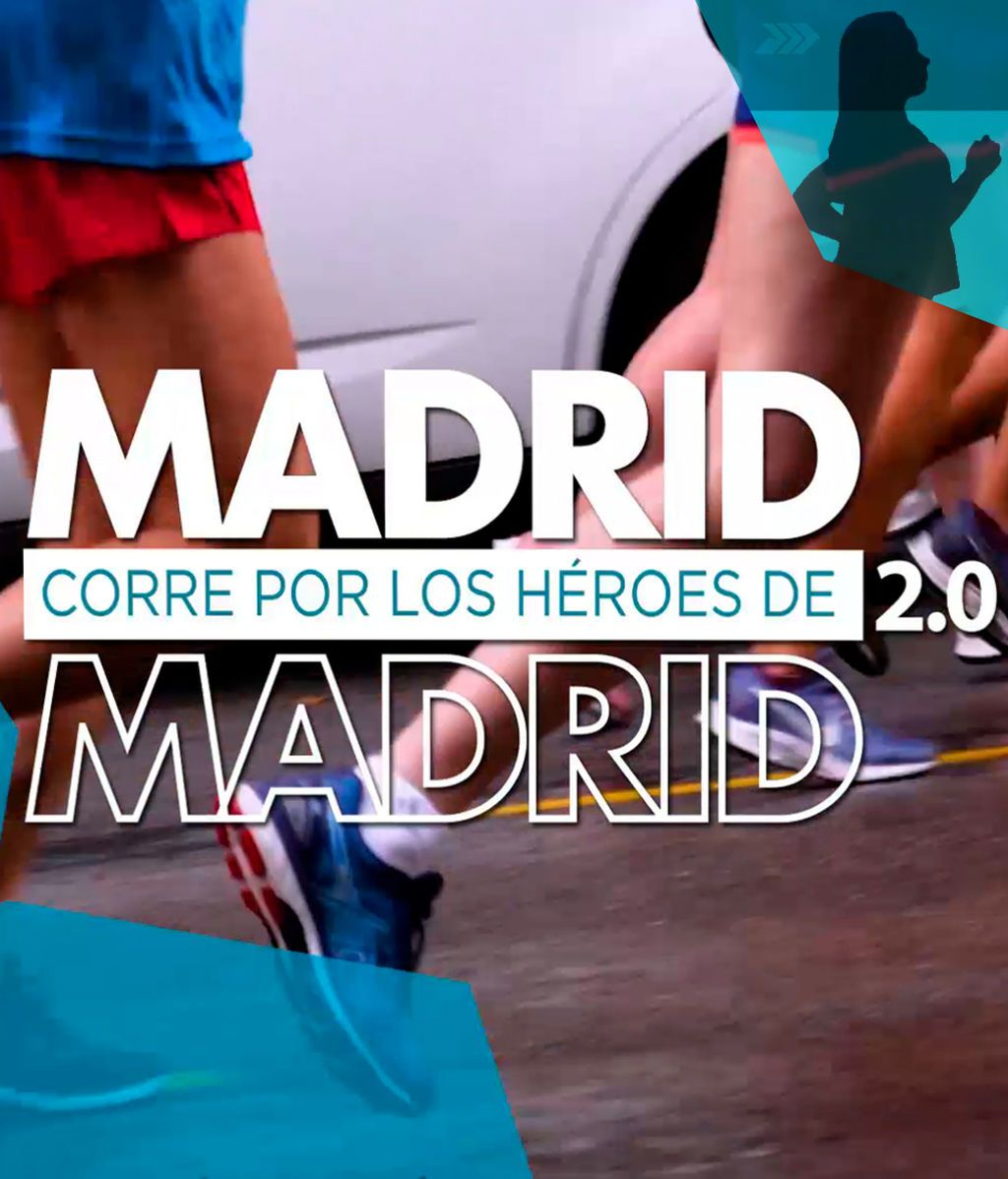 MADRID CORRE POR MADRID - MARATON