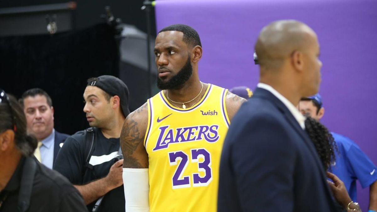La vuelta de la NBA, en peligro: 29 jugadores tienen coronavirus a menos de un mes para la vuelta de la competición