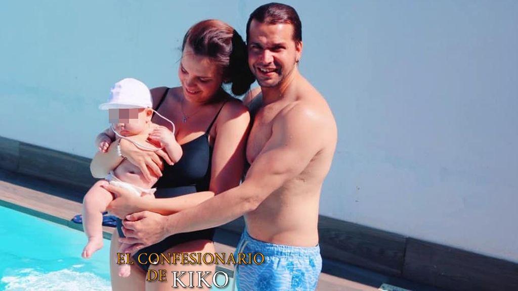 Pepe Flores ha sido padre durante el confinamiento.