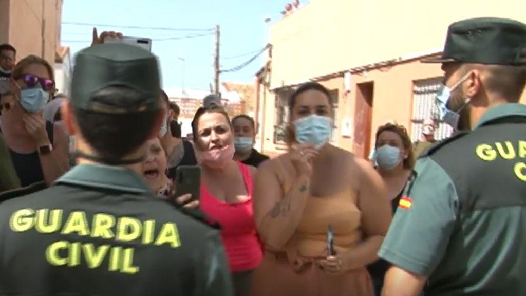 Vecinos de Cartagena contra la llegada de inmigrantes por miedo al coronavirus