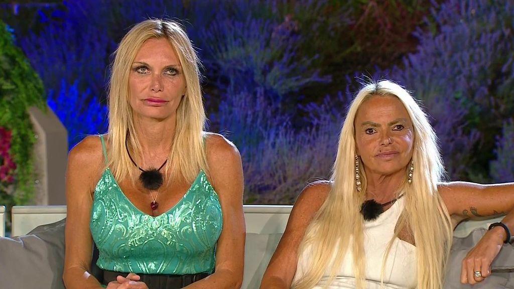 """Yola y Leticia son valoradas con cero puntos en 'La junta' y reciben todo tipo de reproches: """"Sois las más falsas de Europa"""""""