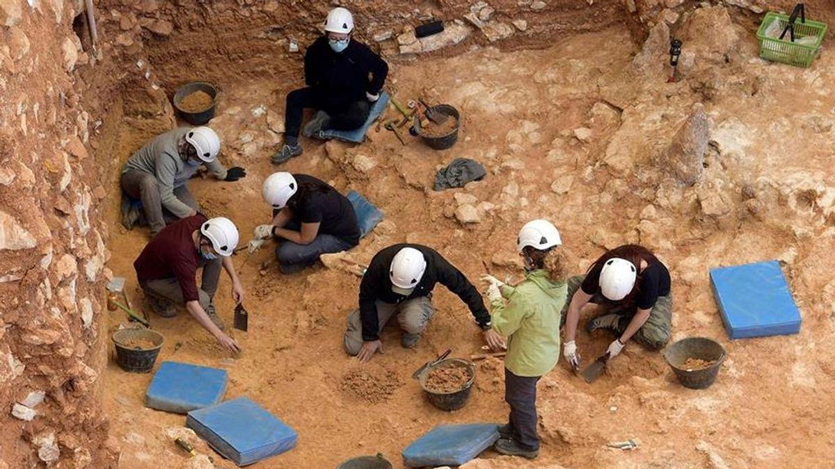 Arqueólogos de Atapuerca buscan a un hombre de hace 1,3 millones de años