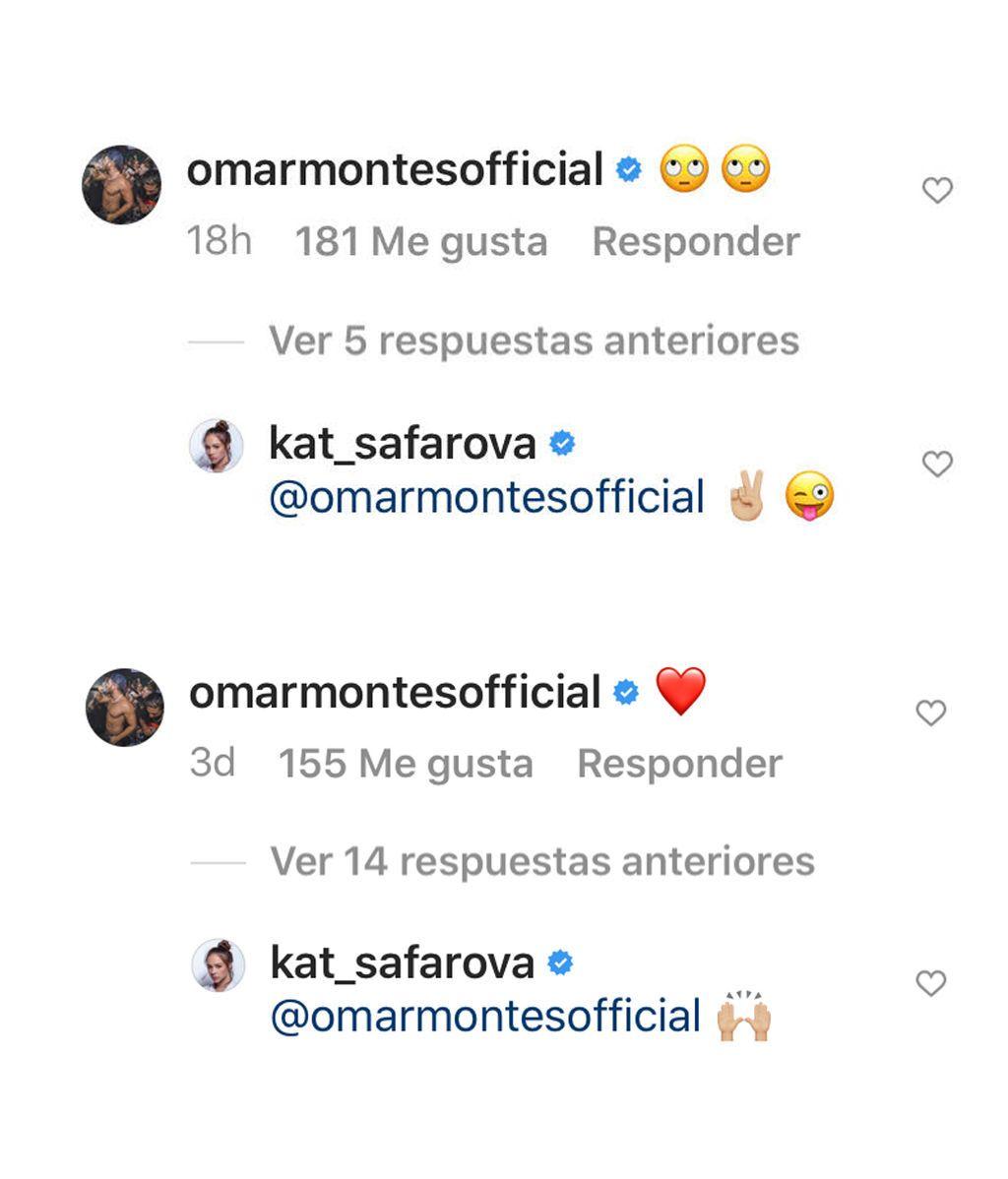 COMENTARIOS OMAR MONTES