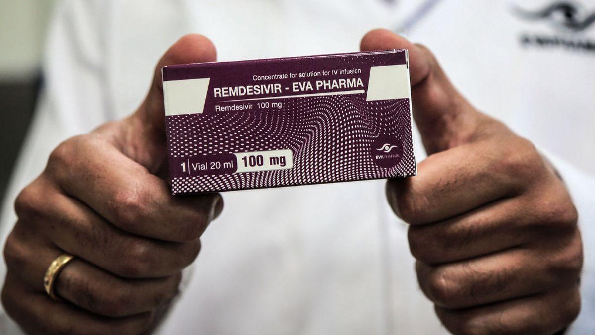 La Unión Europea autoriza la comercialización de remdesivir, el antiviral para tratar la COVID-19