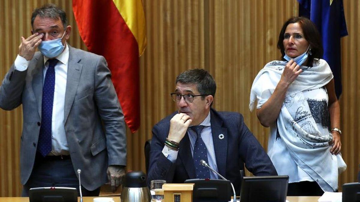 Comisión de Reconstrucción: El Gobierno saca adelante sus recetas contra la pandemia sólo con sus votos y los de C's