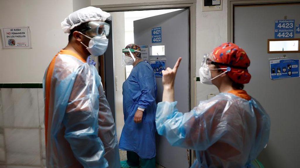 La COVID canceló el 69 % de las consultas de pacientes crónicos programadas