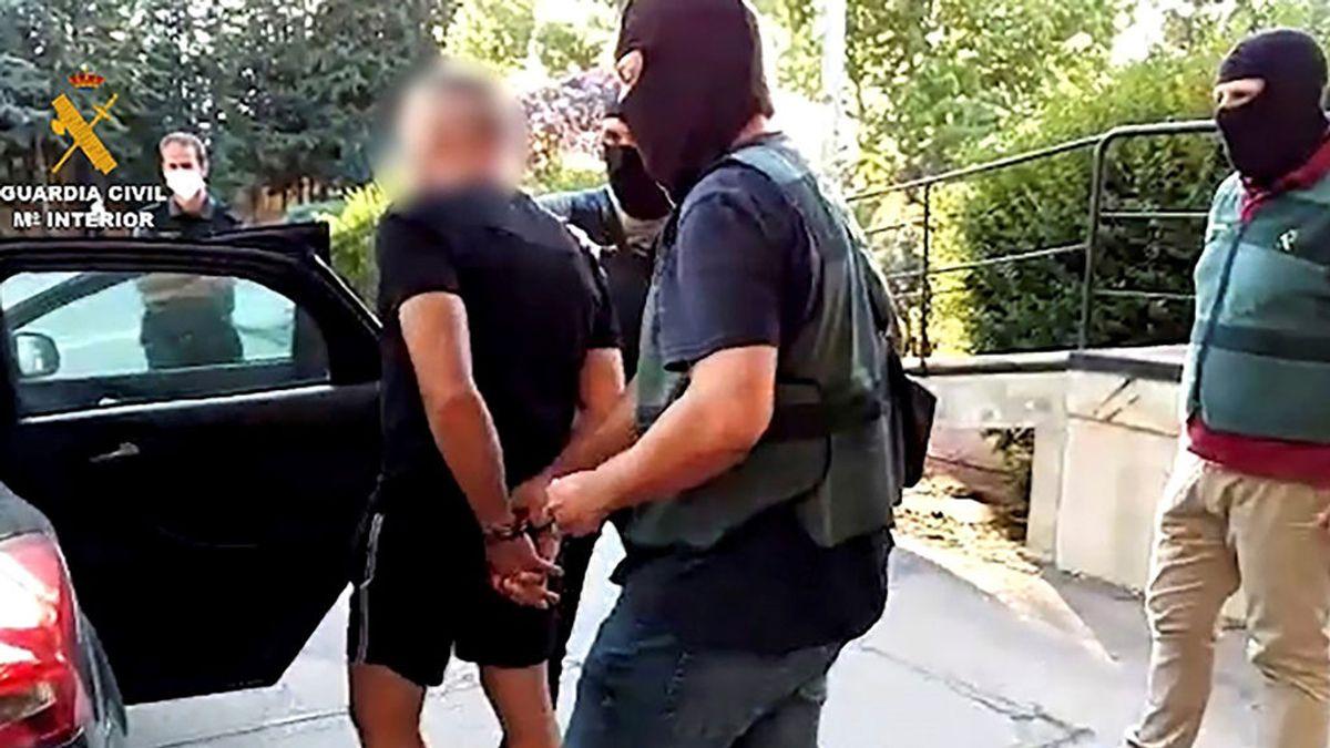 Detenido el jefe del clan de 'Los Castañas' nada más salir de la cárcel
