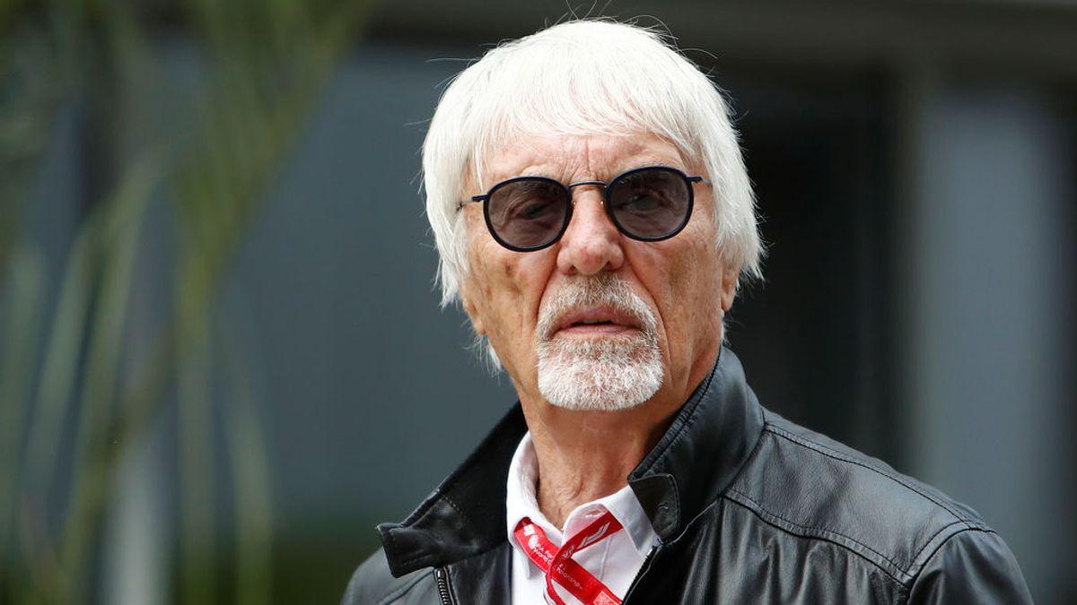 Bernie Ecclestone es padre por cuarta vez a los 89 años de edad