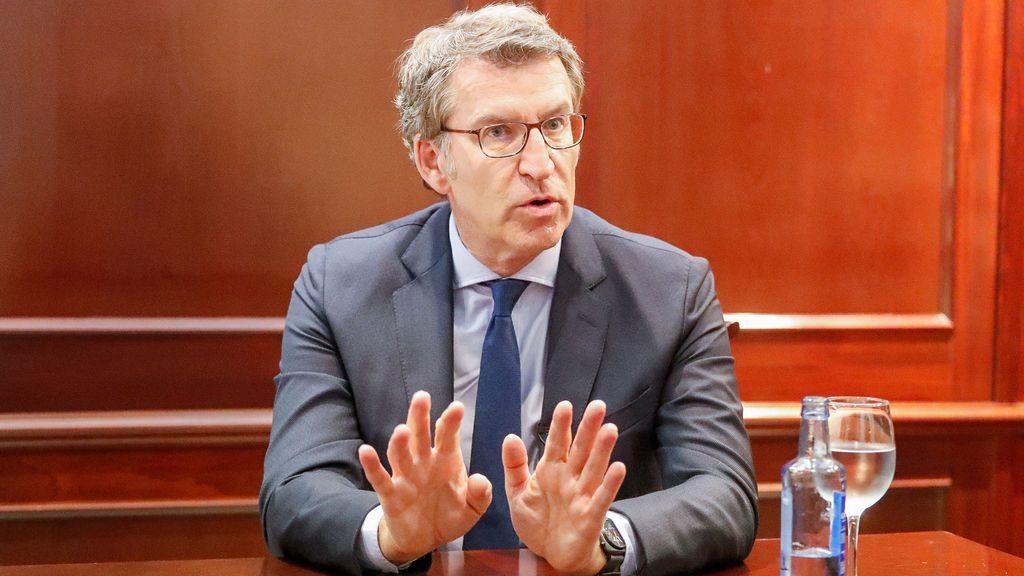 """Feijóo pide al Gobierno central que no """"engañe"""" con Alcoa y ofrezca una solución """"inmediata"""""""