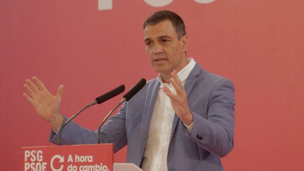 """Sánchez pide a los españoles que no se dejen """"amenazar por el miedo"""": """"Hay que recuperar la economía"""""""