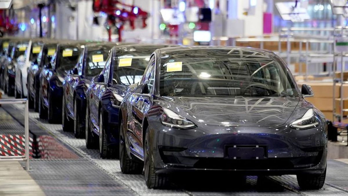 Una compra ruinosa: un ciudadano alemán adquiere 28 coches Tesla por error