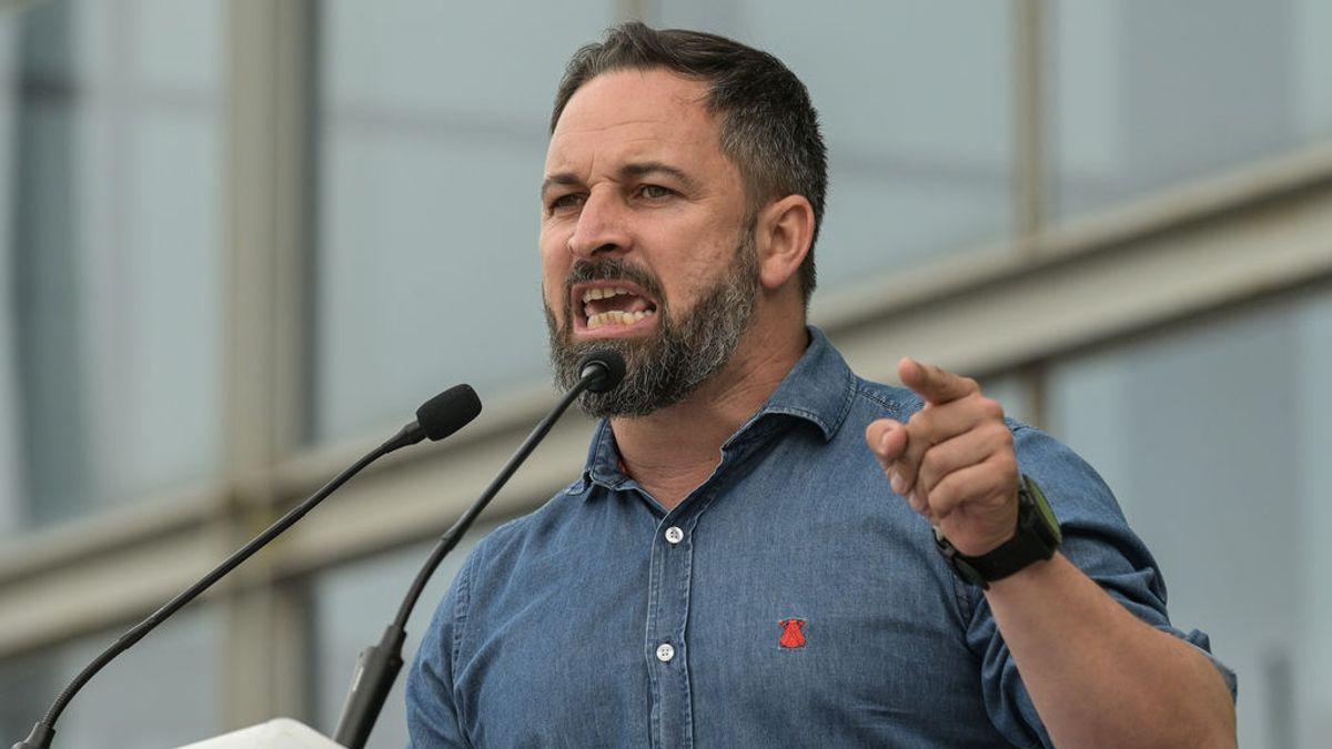 """Abascal anuncia que Vox creará un sindicato para trabajadores y no para """"causas ideológicas"""""""