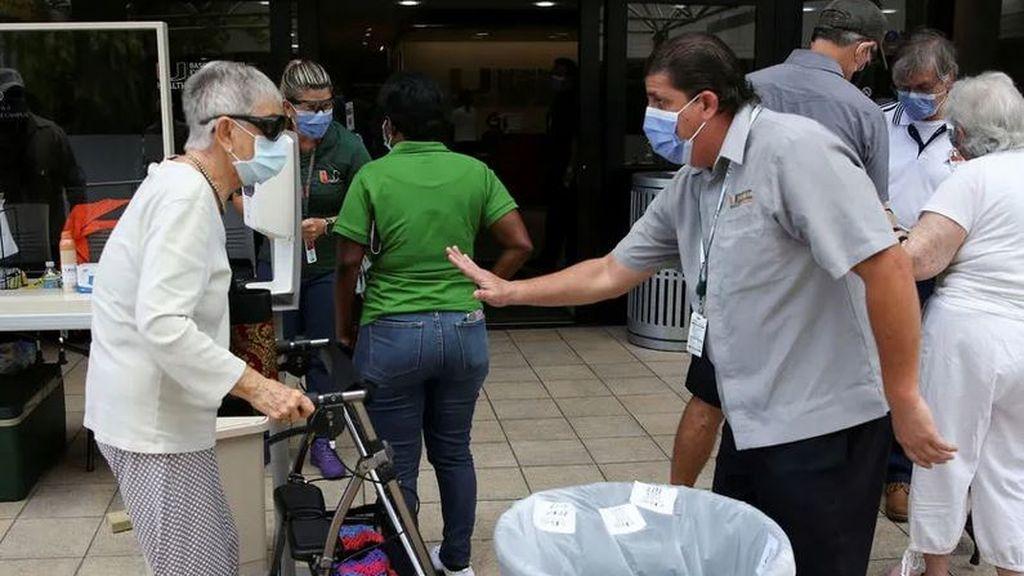 Florida registra un récord de más de 11.400 nuevos contagios en un solo día