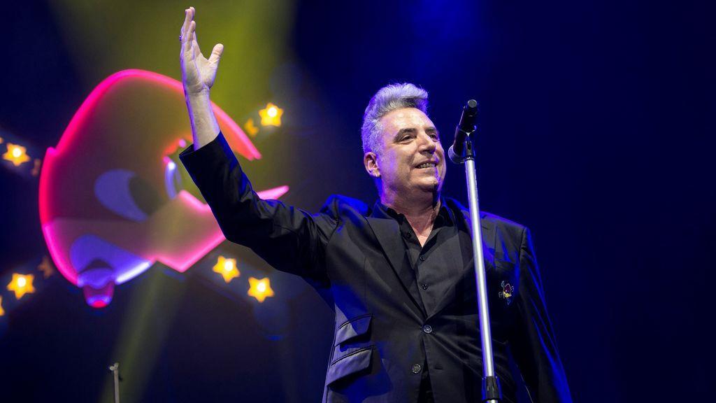 """Loquillo inyecta salud y Rock And Roll al mayor concierto de la """"nueva normalidad"""""""