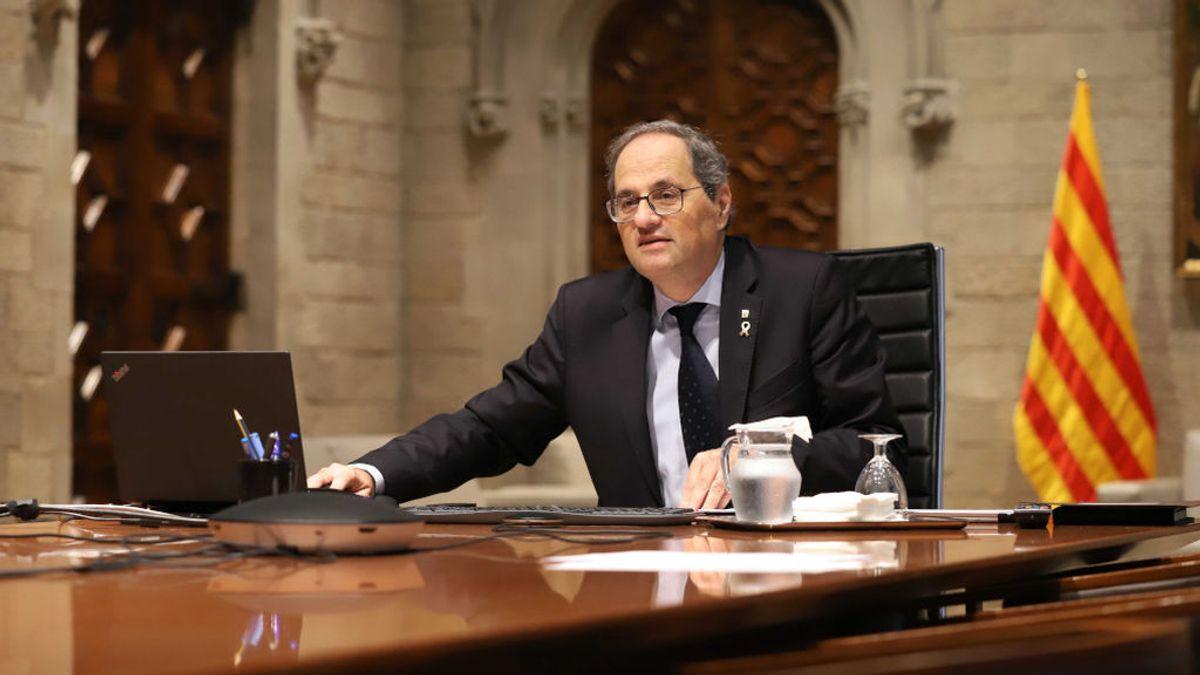 Primer confinamiento por rebrotes en Cataluña: la Generalitat cierra los accesos del Segrià, Lleida