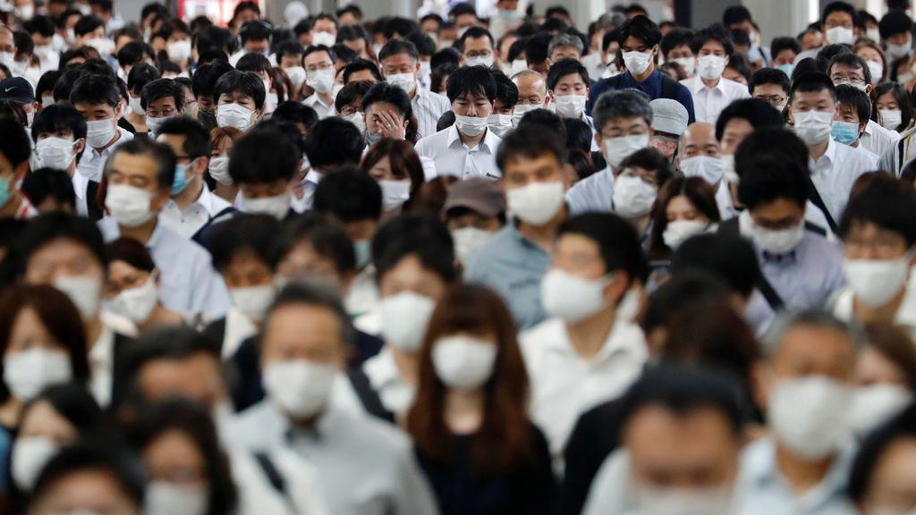 Tokio sigue la curva ascendente de su repunte de contagios con 131 nuevos casos