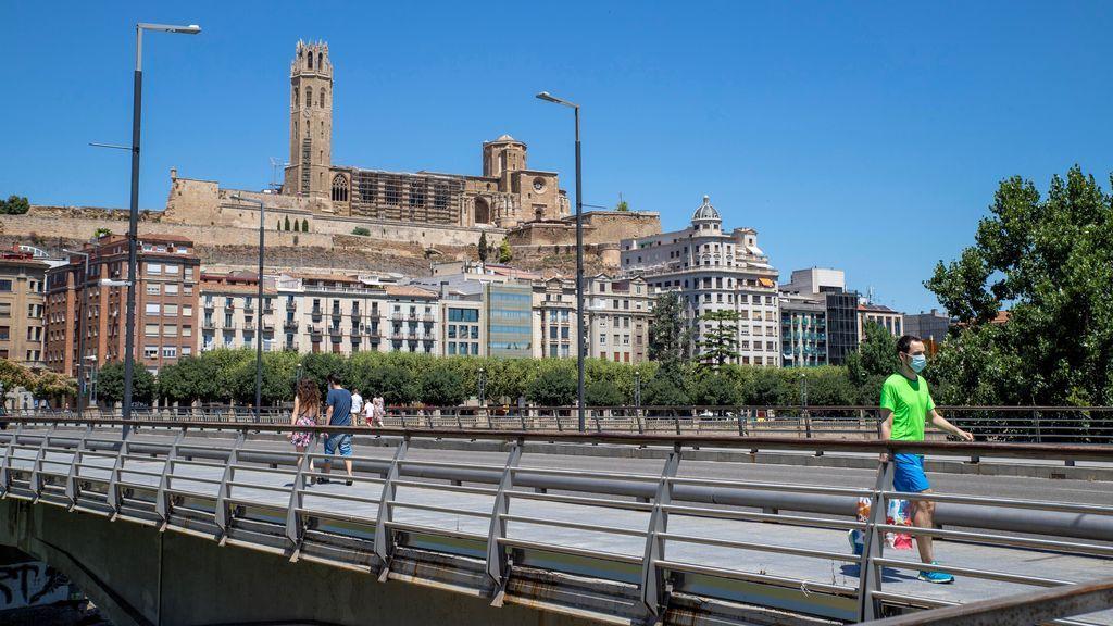 Retrospectiva de un rebrote: así ha llegado Lleida al primer confinamiento posterior al estado de alarma
