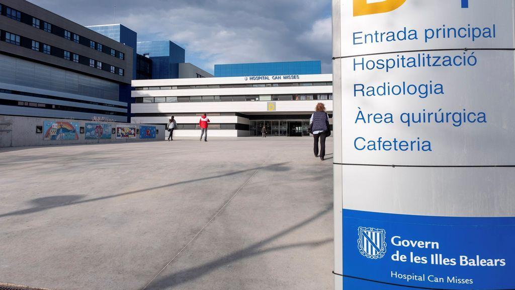 Se decreta el Internamiento forzoso de un hombre que viajó de Barcelona a Ibiza tras dar positivo en coronavirus